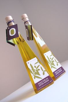 Packaging for Steffentraiteur - O Huile d'olive by Graphisterie Générale PD