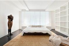 Karl Lagerfeld NYC apartment