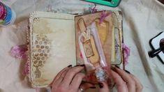 Vintage envelope junk journal (Beautiful) sold