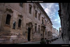 Lecce - Palazzo Carafa