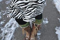 Accordion To Kellie | Zebra Snap