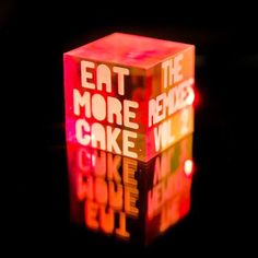 Julio Bashmore - Au Seve (Eat More Cake Remix)
