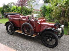 1911 Daimler TD15 15hp Tourer