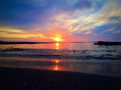 Whalsaa Sunset