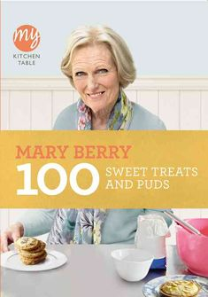 Buy My Kitchen Table: 100 Sweet Treats and Puds by Mary Berry and Read this Book on Kobo's Free Apps. Discover Kobo's Vast Collection of Ebooks and Audiobooks Today - Over 4 Million Titles! Mary Berry Florentines, Florentines Recipe, British Baking, British Bake Off, Brandy Snaps, Cookery Books, Tiramisu Cake, Cupcakes, Soda Bread