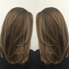 Straight Medium Length Hairstyles for Women to Look Attractive; Middle Parted Medium Straight Hair. Straight Medium Length Hairstyles for Women to Look Attractive; Middle Parted Medium Straight Hair. Medium Hair Cuts, Haircut Medium, Medium Straight Hairstyles, Hair Layers Medium, Medium Length Hair With Layers Straight, Long Hair Cuts Straight, Haircut For Medium Length Hair, Medium Haircuts For Women, Medium Cut
