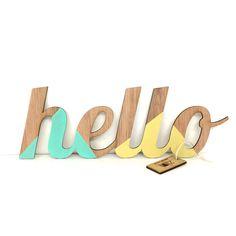 Zilvi – Hello Word Art – Pastel