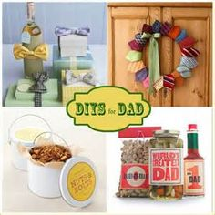 Father's Day Craft Ideas — Clumsy