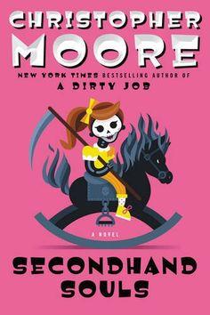 Secondhand Souls: A Novel by Christopher Moore http://smile.amazon.com/dp/0061779784/ref=cm_sw_r_pi_dp_fCQIvb00J7YK8