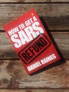 Review: How to Get a SARS Refund by Daniel Barnes