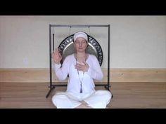 KUNDALINI YOGA: Meditation for a Calm Heart with Anastasia Akasha Kaur www.keepingitrealnaturalliving.com