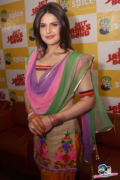 Zarine Khan Picture Gallery image # 261037 at Jatt James Bond Promotion containing well categorized pictures,photos,pics and images. Bollywood Actress Bikini Photos, Beautiful Bollywood Actress, Most Beautiful Indian Actress, Bollywood Girls, Bollywood Fashion, Bollywood Theme, Zarine Khan Hot, Katrina Kaif Photo, Muslim Beauty