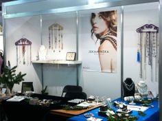 East London Design Christmas Show - a great event with a lot of beautiful Christmas presents :)