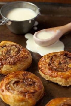 The most amazing, easiest cinnamon rolls you could ever imagine. Don't tell anyone our secret!