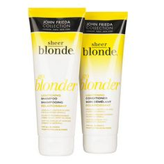 John Freida Go Blonder - Look like you just got touched up at the salon. I am IN LOVE!