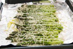 Baked Asparagus with Parmesan Recipe | SimplyRecipes.com