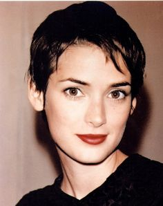 """Winona Ryder   ( """"Gamine Winter Makeup ~ Mindful of our Makeup"""" )"""