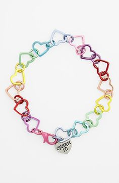 CHARM IT!® Heart Bracelet (Girls) available at #Nordstrom