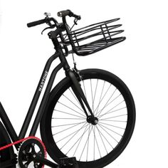 This would be a badass way to get around...well for a bike:) Martone Cycling Co. - Mercer Bike Matte Black