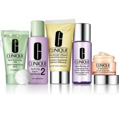 Clinique Daily Essentials Dry/Combination Skin Set €53,00