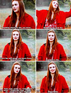 Holland Roden about Tyler Posey and Dylan O´Brien