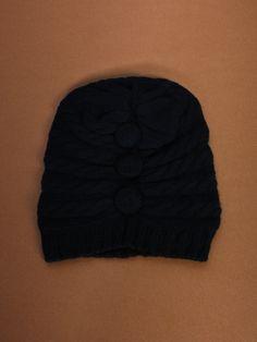 Cashmere Bella Hat in Black