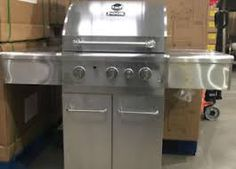 Gas Bbq, Bbq Grill, Barbecue, Grilling, 3 Burner Gas Grill, Kitchen Appliances, Stainless Steel, Google, Bar Grill