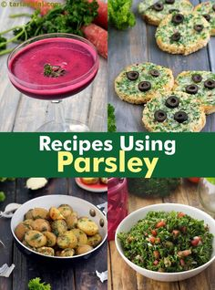 263 parsley recipes | Page 1 of 19 | Tarladalal.com