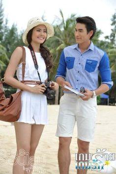game rai game rak Nana Okada, Thai Style, Super Star, Young Fashion, Sweet Couple, Actor Model, Celebs, Celebrities, Celebrity Couples