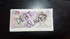 debt slaves