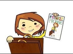 ▶ Frankly Frannie book trailer - YouTube