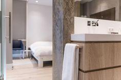 Van essen interieurbouw penthouse met luxe interieur hoog