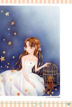 Tachibana Higuchi, Gakuen Alice, Graduation - Gakuen Alice Illustration Fanbook, Mikan Sakura, Mister Bear