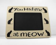 90 Best Cat Picture Frames Images Picture Frame Picture Frames