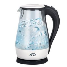 MD MK-7904 Boil Kettle Glass Kettle, Modern Design, Kitchen Appliances, Glass, Gd, Home Decor, House, Shopping, Products