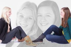 2 vriendinnen