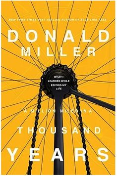 beautiful writing, great thoughts. Donald Miller.