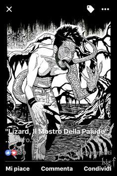 Lizard - Federico Martino