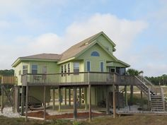 All Conched Out ~ East End ~ Beach Side ~ St. George Island Florida - Collins Vacation Rentals