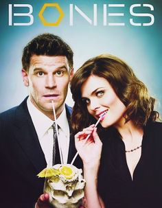 Bones - just like this photo: a little gross, a little hard to watch, but omg I love it. :)