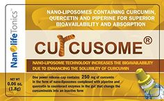 Curcusome (Liposome Formulation of Curcumin)- Significantly enhanced bioavailability- Now available on Amazon http://www.amazon.com/dp/B00NFA7RS0/ref=cm_sw_r_pi_dp_5rCeub0REPQ0D