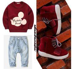 Toddler Boy Fashion, Little Boy Fashion, Toddler Outfits, Baby Boy Outfits, Toddler Boys, Kids Fashion, Baby Boy Swag, Kid Swag, Outfits Niños