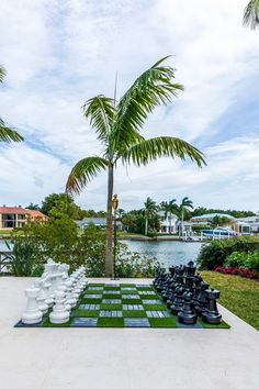Garden Chess Set Garden Chess Set Ideas Outdoor Chess Garden Chess Set Garden Chess Set Garden Chess Set Garden Chess Set Garden Chess Set #GardenChessSet #Outdoorchess Fixer Upper House, Room Colors, Restoration, Tile, Florida, Backyard, Design, Mosaics, Patio