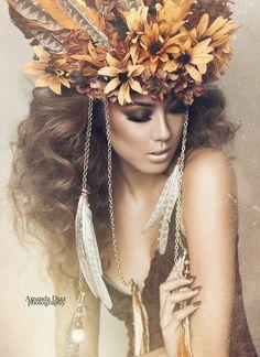 Photograph Autumn Flowers by Amanda Diaz on 500px
