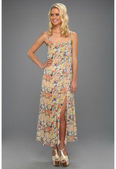 MinkPink Summer Breeze Maxi Dress (Multi) - Apparel on shopstyle.com