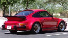 1985 Porsche 930 Turbo 4-Speed presented as lot F143 at Houston, TX 2015…