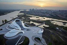 Harbin Opera House, Харбин, 2015 - MAD architects