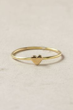 Wee Heart Ring.