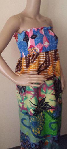 Afrikan GypsyKleid von Lilian´s corner auf DaWanda.com