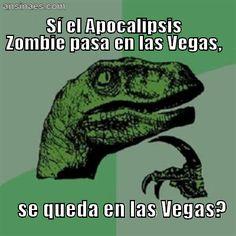 AnsinaEs.com | Sí el Apocalipsis Zombie pasa en las Vegas